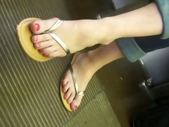 large toe