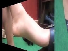 feet show